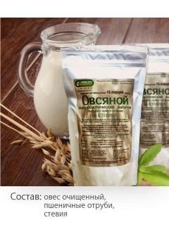 Овсяный макробиотический напиток, 30 порций