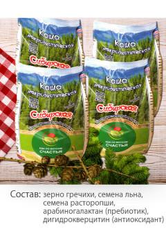 Сибирская каша с дигидрокверцетином, 1000гр