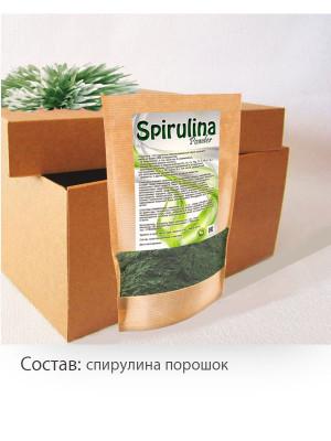 Спирулина порошок, 300 гр