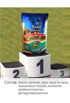 Спортивная макробиотическая каша, 250гр