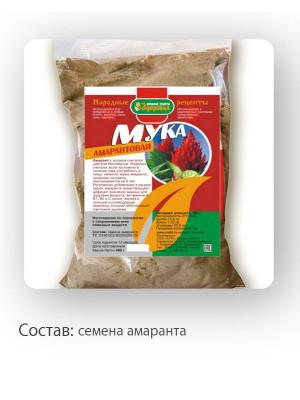 Мука из семян амаранта, 400гр